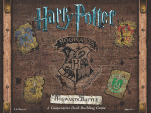 Harry Potter: Hogwarts Battle - Rent A Meeple