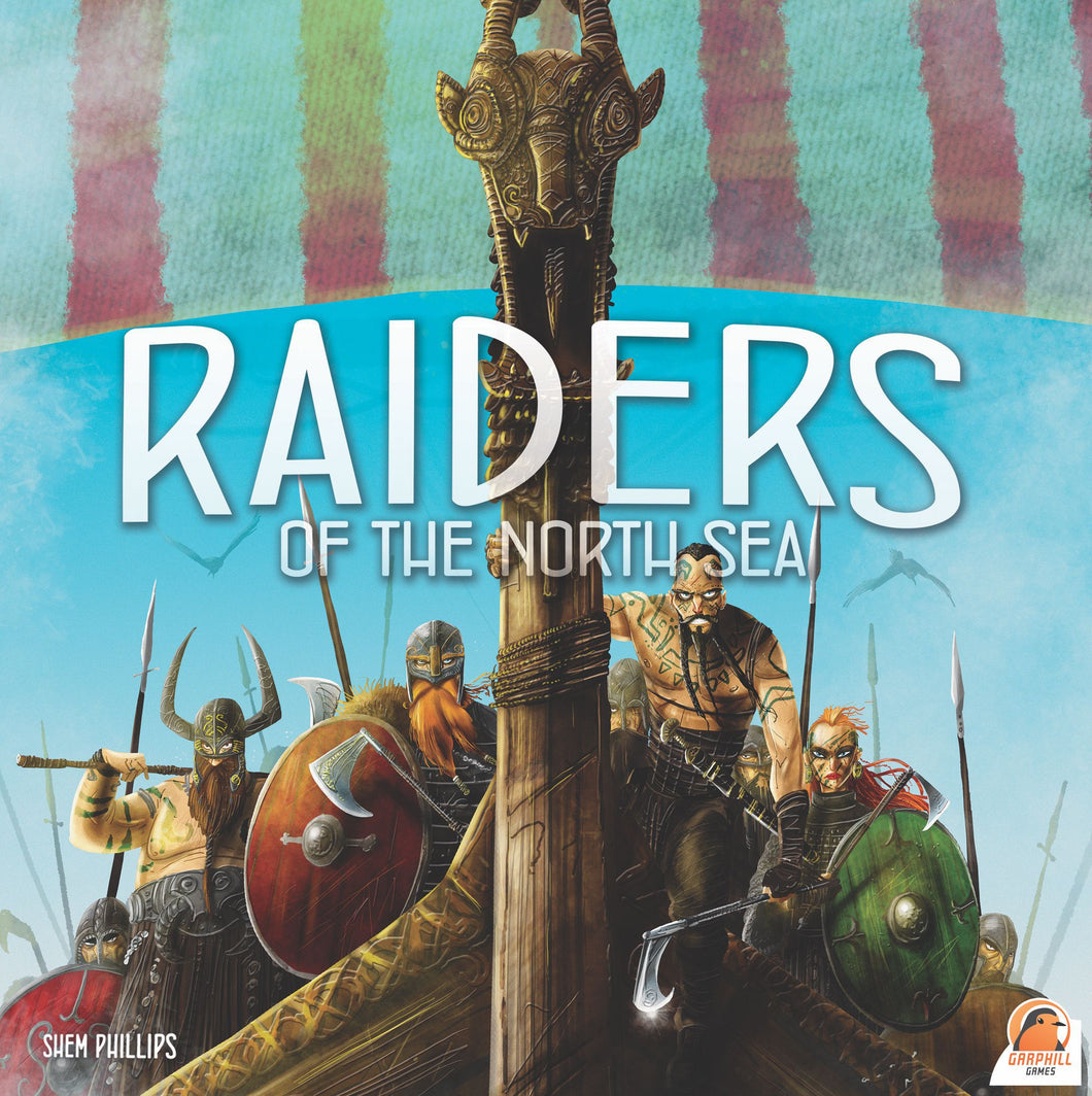Raiders of the North Sea - Rent A Meeple