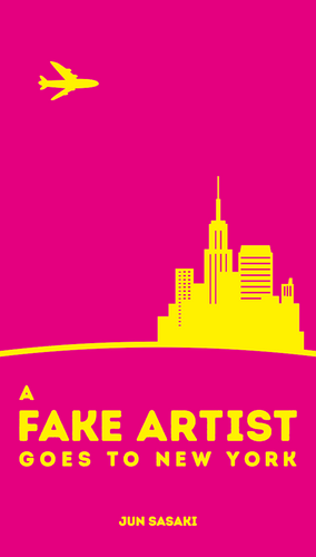 A Fake Artist Goes to New York - Rent A Meeple
