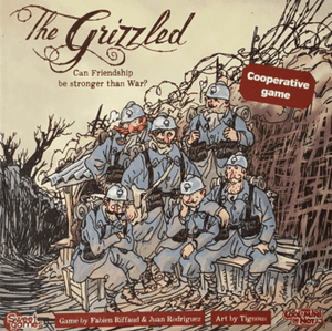 The Grizzled - Rent A Meeple