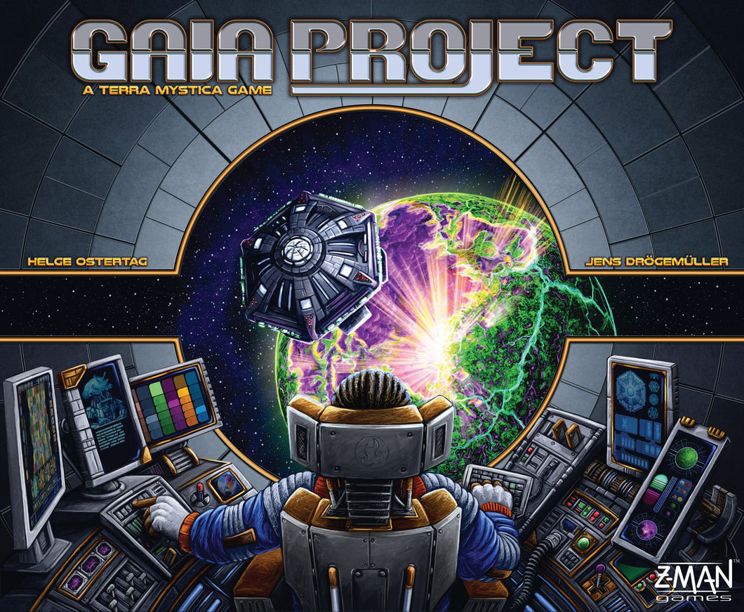 Gaia Project - Rent A Meeple