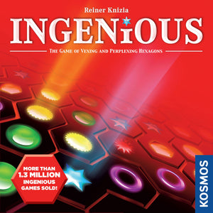 Ingenious - Rent A Meeple