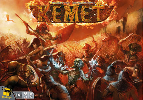 Kemet - Rent A Meeple