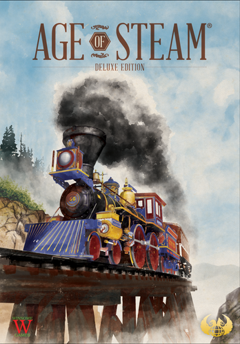 Age of Steam - Rent A Meeple