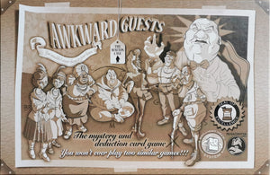 Awkward Guests - Rent A Meeple