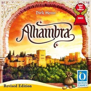 Alhambra - Rent A Meeple