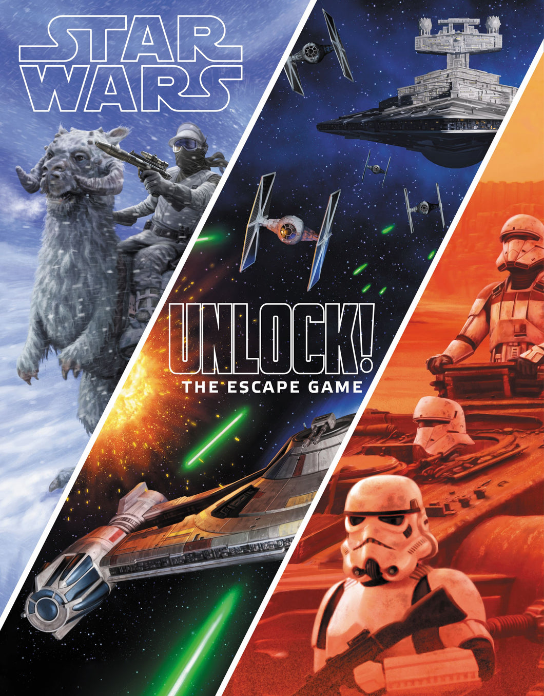 Star Wars: Unlock!
