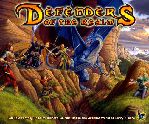 Defenders of the Realm - Rent A Meeple