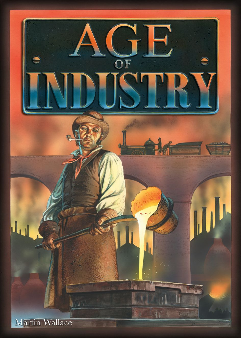 Age of Industry - Rent A Meeple