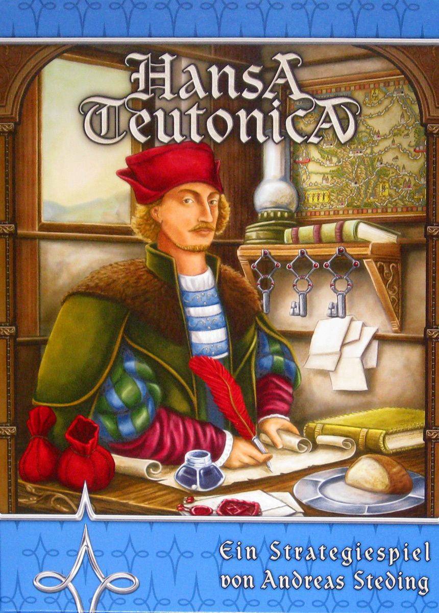 Hansa Teutonica - Rent A Meeple