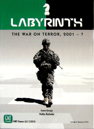 Labyrinth: The War on Terror, 2001 – ? - Rent A Meeple