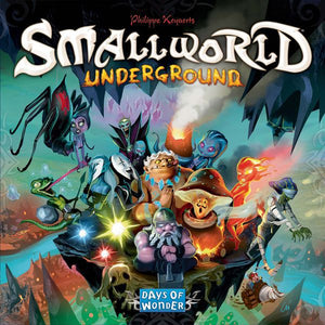Small World Underground - Rent A Meeple