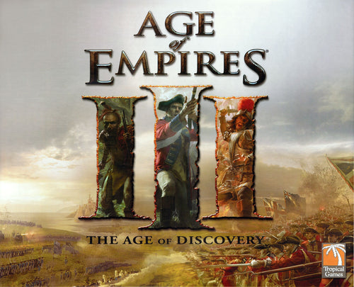 Age of Empires III: The Age of Discovery - Rent A Meeple