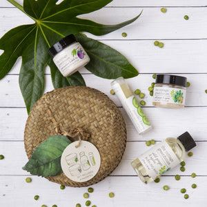Revitalizing Gift & Travel Set - Cabbage Rose
