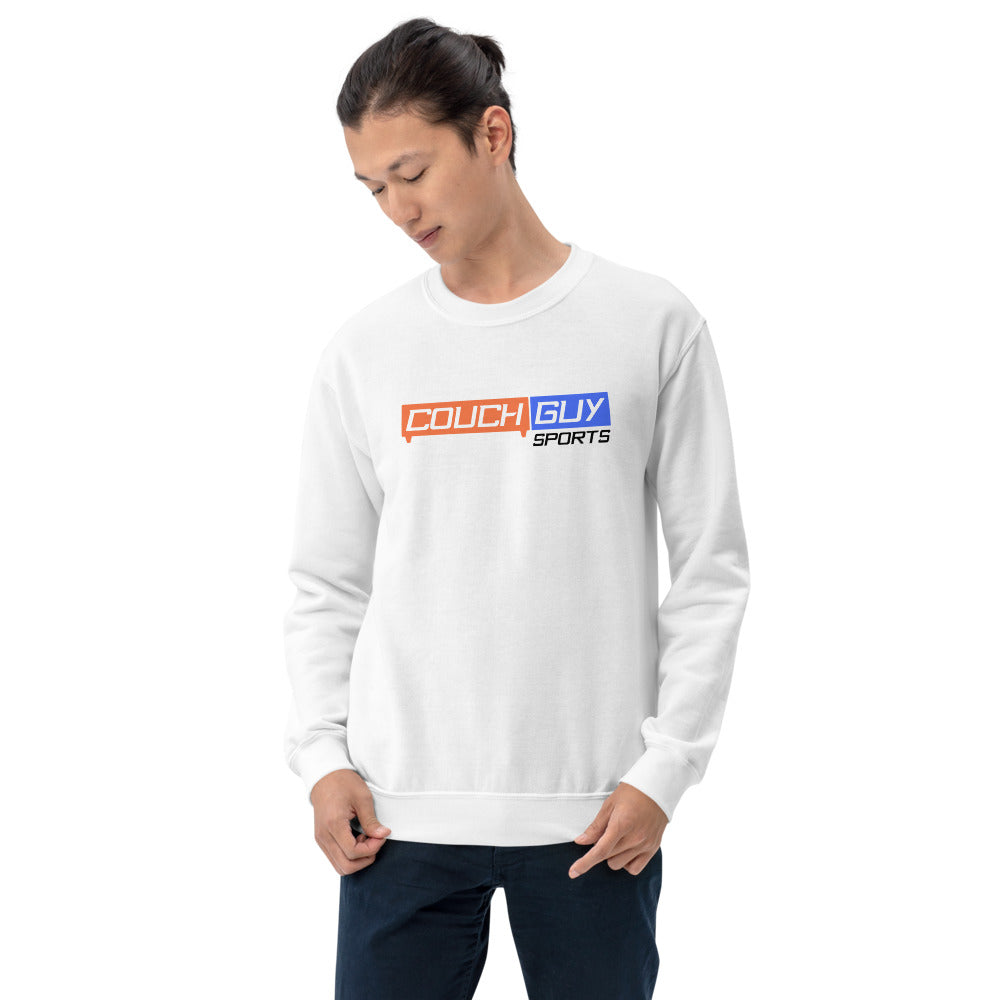 Unisex Couch Guy Crew Neck