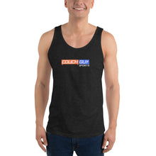 Load image into Gallery viewer, Men's Couch Guy Sports Tank Large Logo