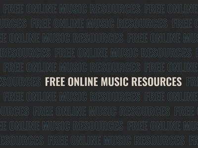 Free Online Music Resources