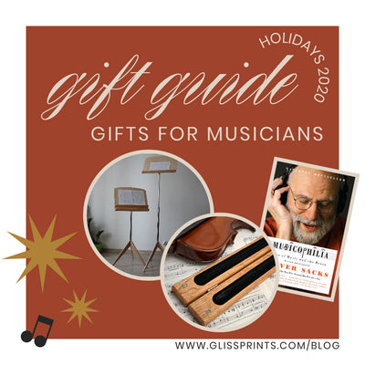 Gifts for Musicians! Holiday Gift Guide 2020