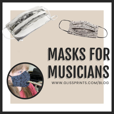 Face Masks for Musicians