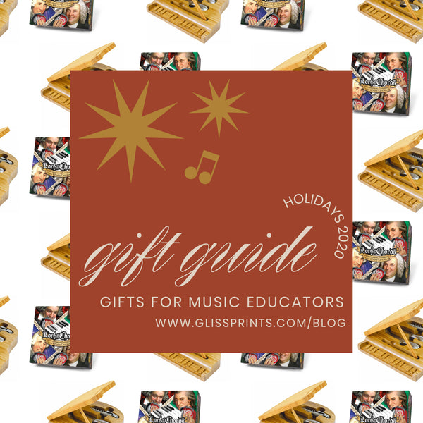 Gifts for Music Educators