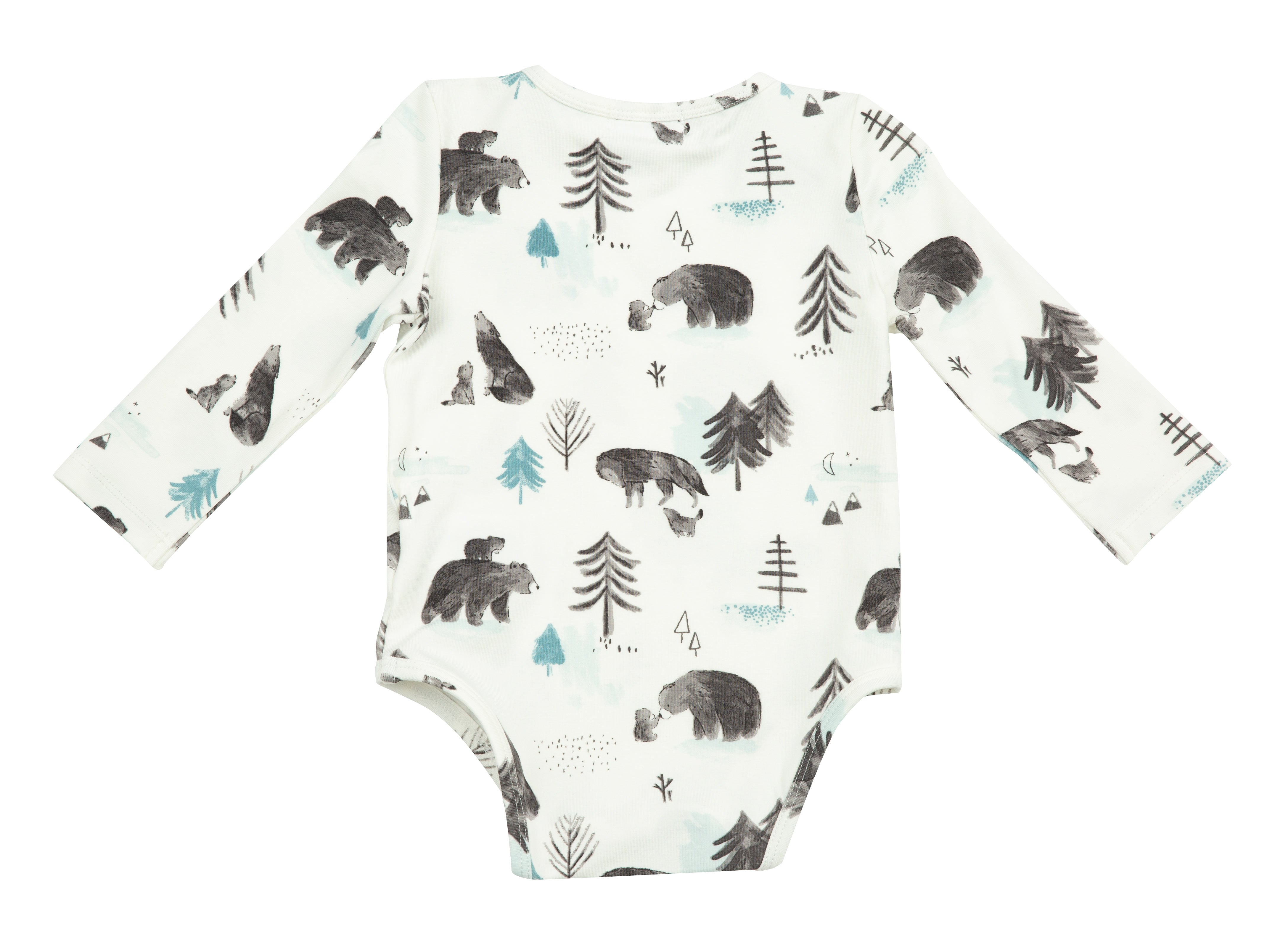 Mama and Cubs Onesie