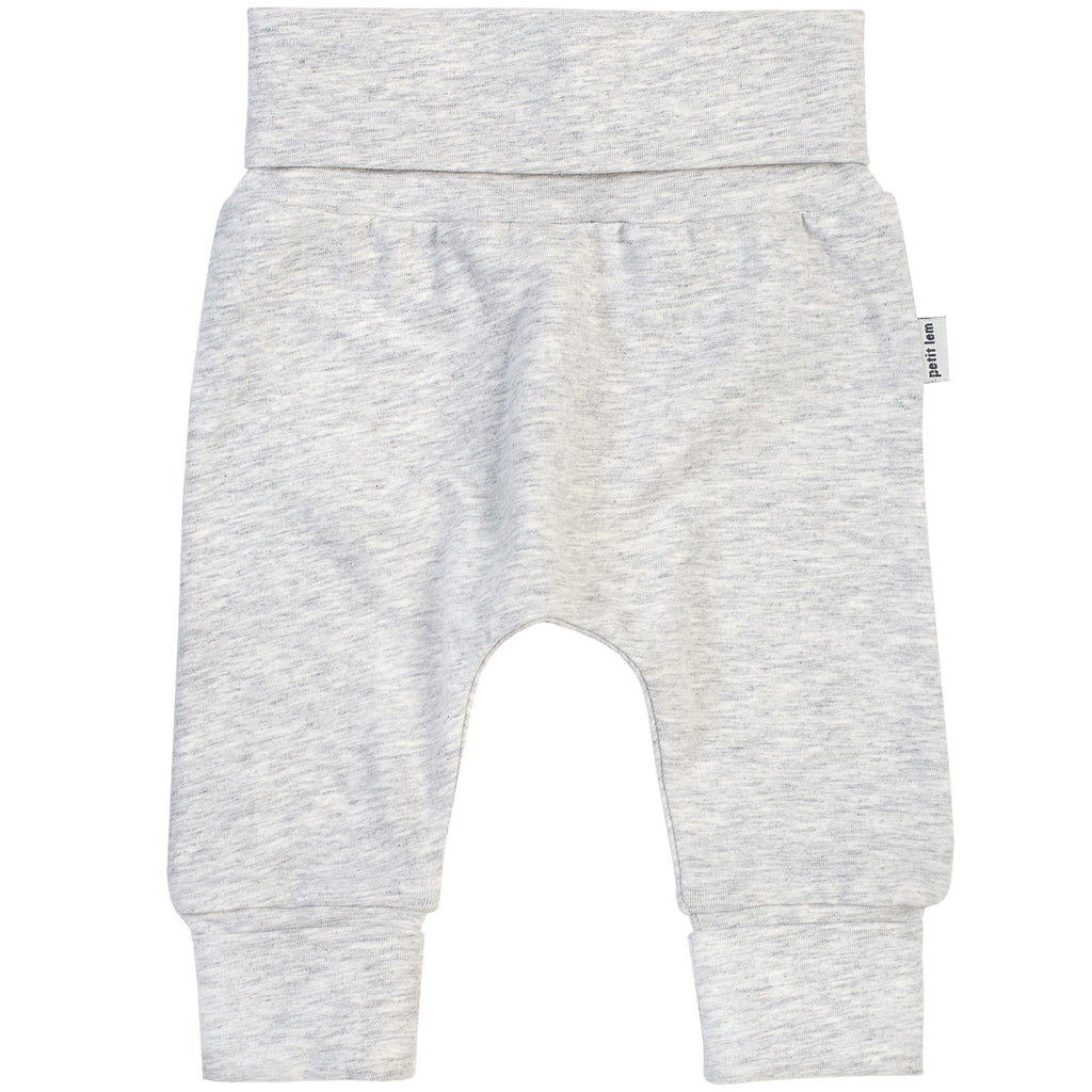 Grey Pants  (Organic Cotton)
