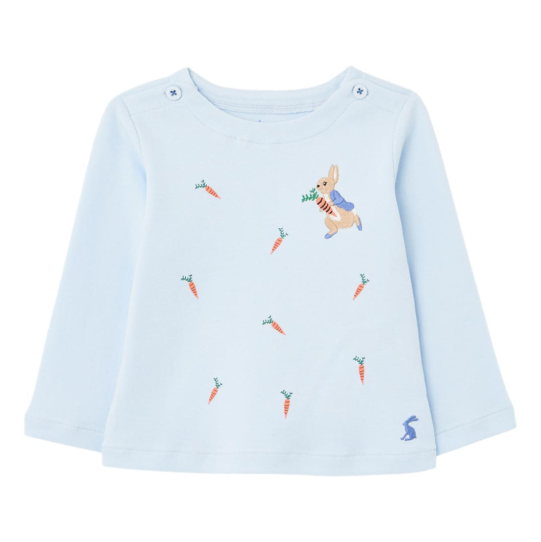 Peter Rabbit™ Angus Artwork Top (Newborn-24 Months)