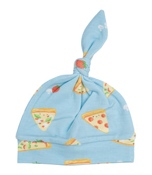 Pizza Knotted Hat (0-3M)