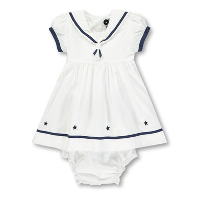 Abby- Baby Sailor Dress