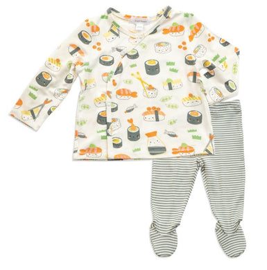 Sushi Take Me Home Set (Newborn-3 MONTHS)