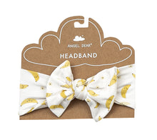 Load image into Gallery viewer, Bananas Bamboo Headband- (0-12 MONTHS)