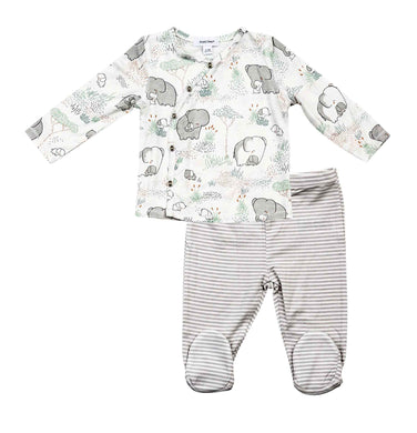 Elephant Take Me Home Set (Newborn-3 Months)