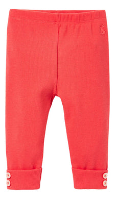Lula Leggings- Red (0-24 MONTHS)