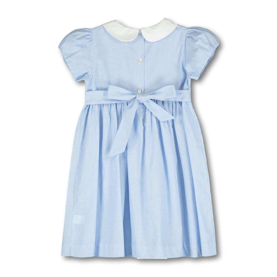 Maisie Hand Smocked Dress