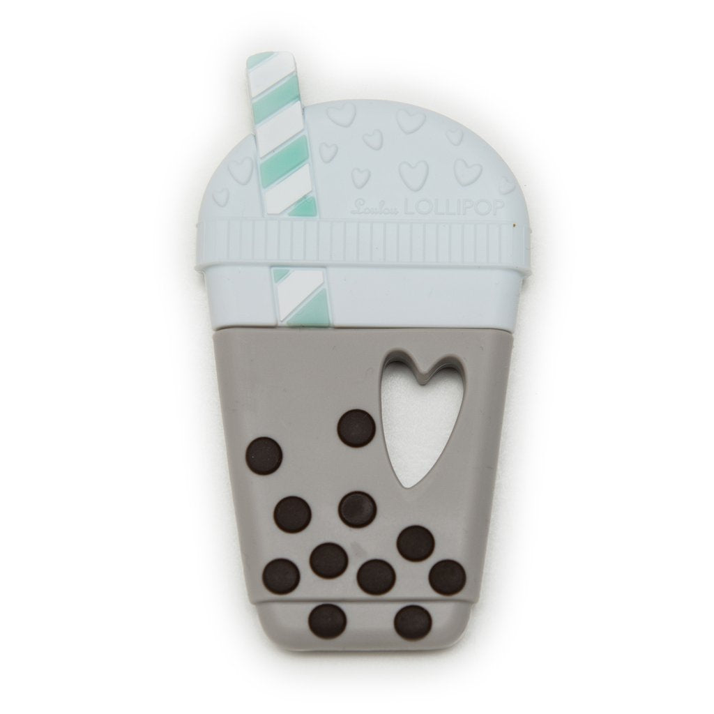 Milk Tea Silicone Teether