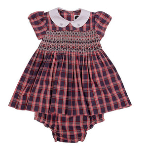 Reagan Hand Smocked Dress