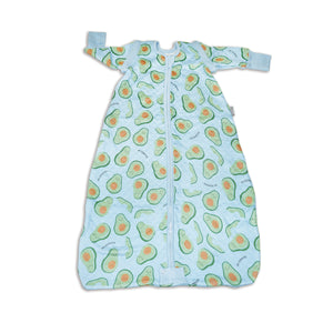 Avocado Sleep Sack +Detachable Sleeves
