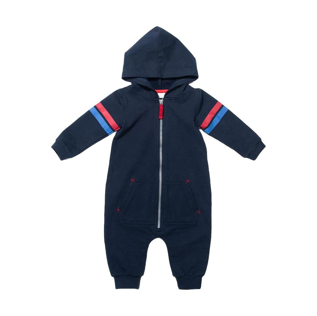 Ninja Romper Soft Terry