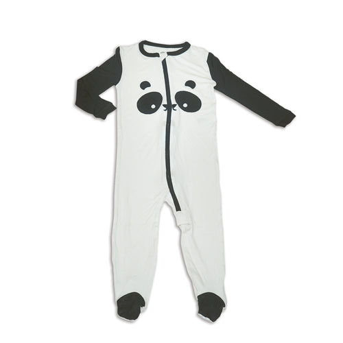 Bamboo Footed Sleeper- Panda