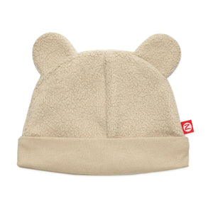 Khaki Fleece Cub Hat