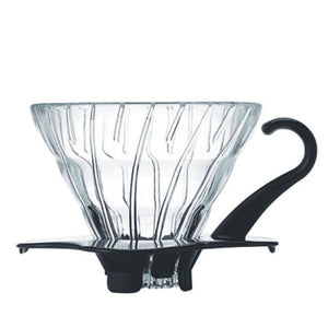 HARIO V60 Glass Coffee Dripper 01