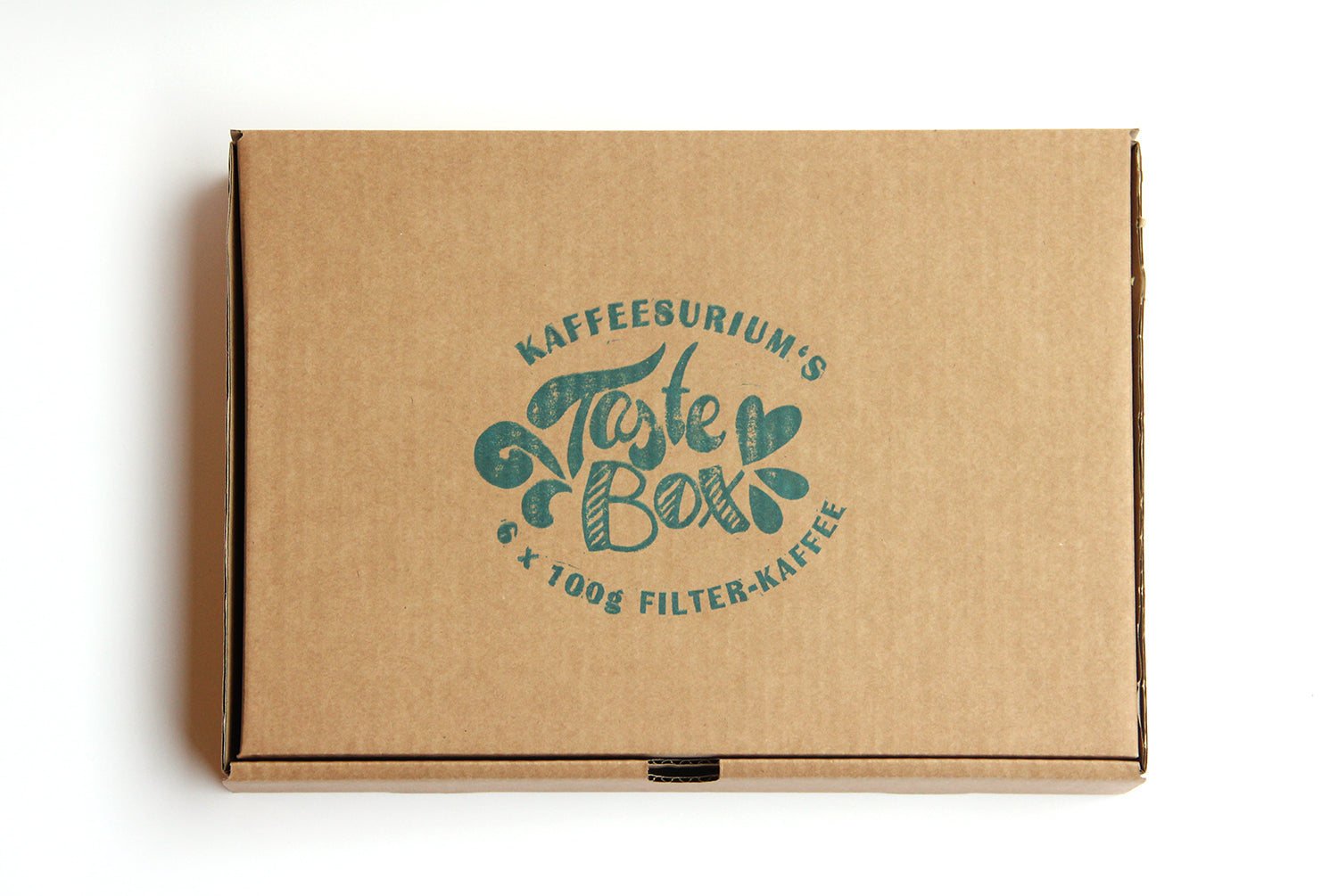 "Kaffeesurium's Taste Box ""Filter-Kaffee"""
