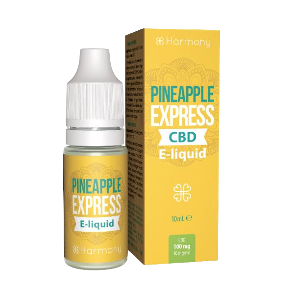 CBD E-Liquid (100mg) - 123-hanf.de