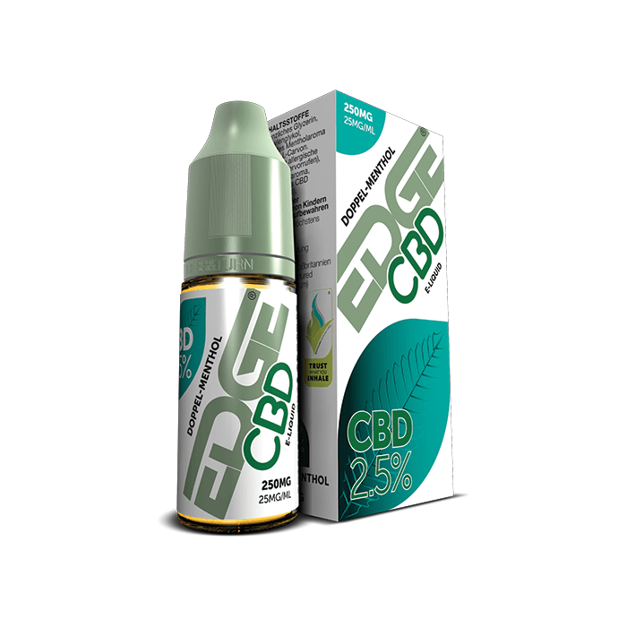 Edge – CBD Liquid (250mg) - 123-hanf.de