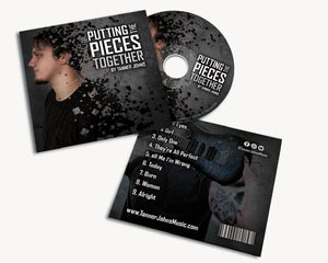 Putting The Pieces Together (CD)