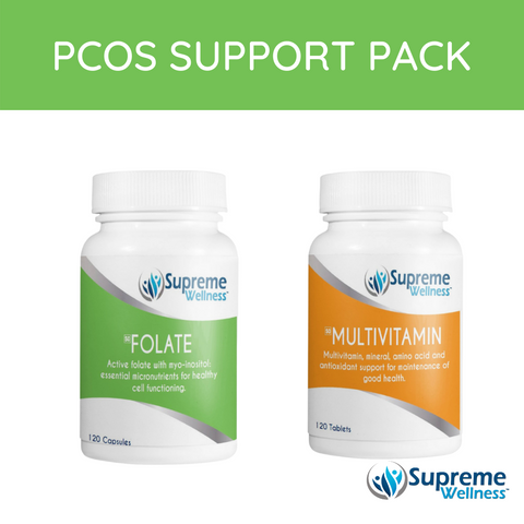 PCOS Support pack