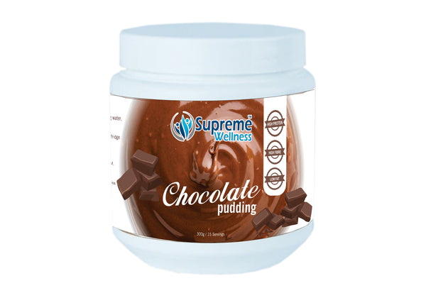 Supreme Wellness Chocolate Pudding