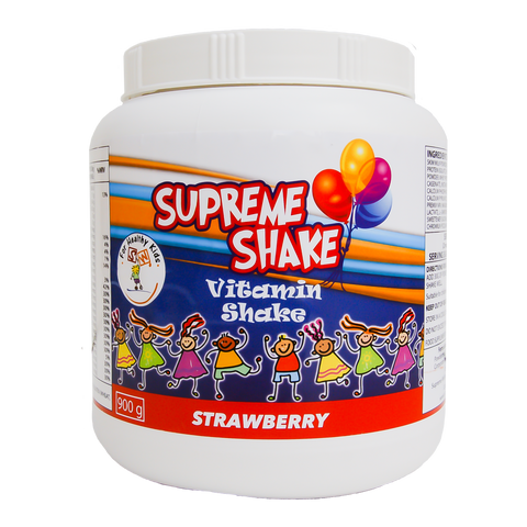 Supreme Wellness Kids Strawberry Vitamin Shake