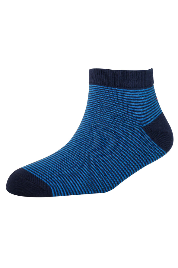 Men's AL028 Pack of 3 Ankle Socks