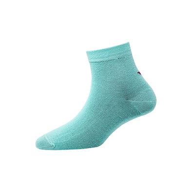 Women's YW-W1-4001 Ankle Solid Socks